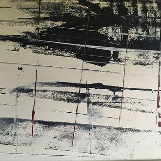 Schattenseite der Liebe, 60 cm x 78 cm, Preis in EUR 690,00