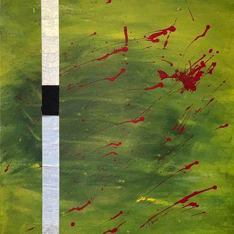 The Green Mile, 120 cm x 70 cm, Preis  in EUR 750,00