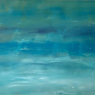 Ocean, 90 cm  x 70 cm, Preis in EUR 580,00
